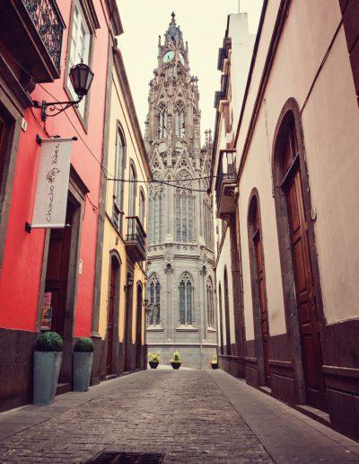 Gran-Canaria-Loft-Arucas-TownArucas-Town-Street